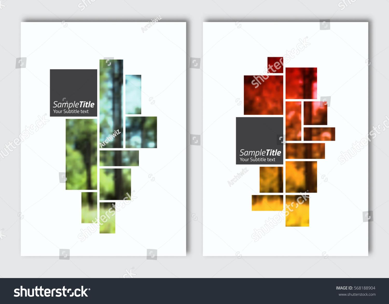 flyer layout template vector brochure background のベクター画像素材
