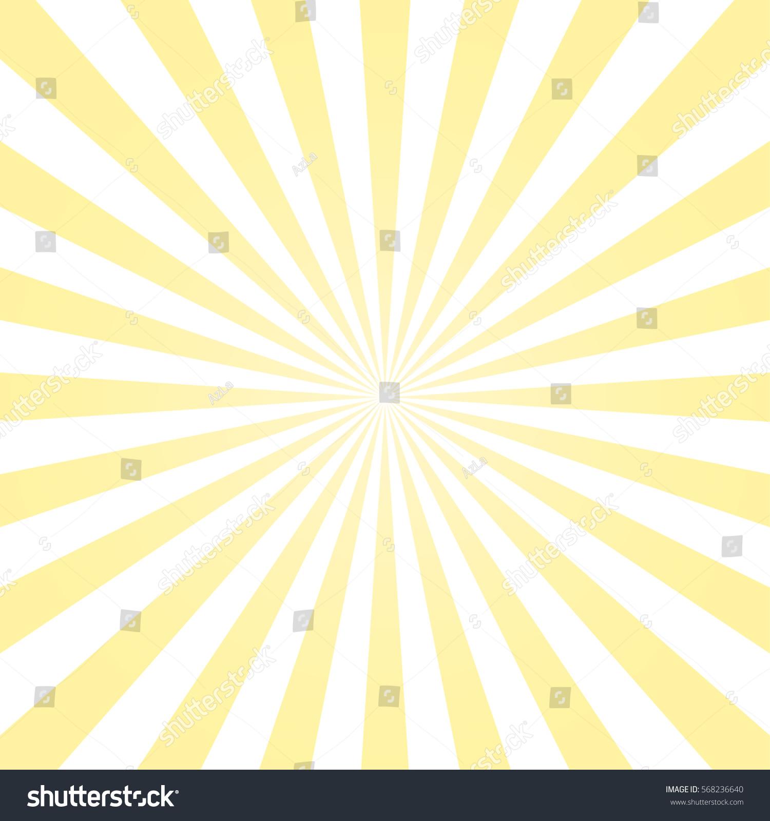 yellow rays vector - photo #39
