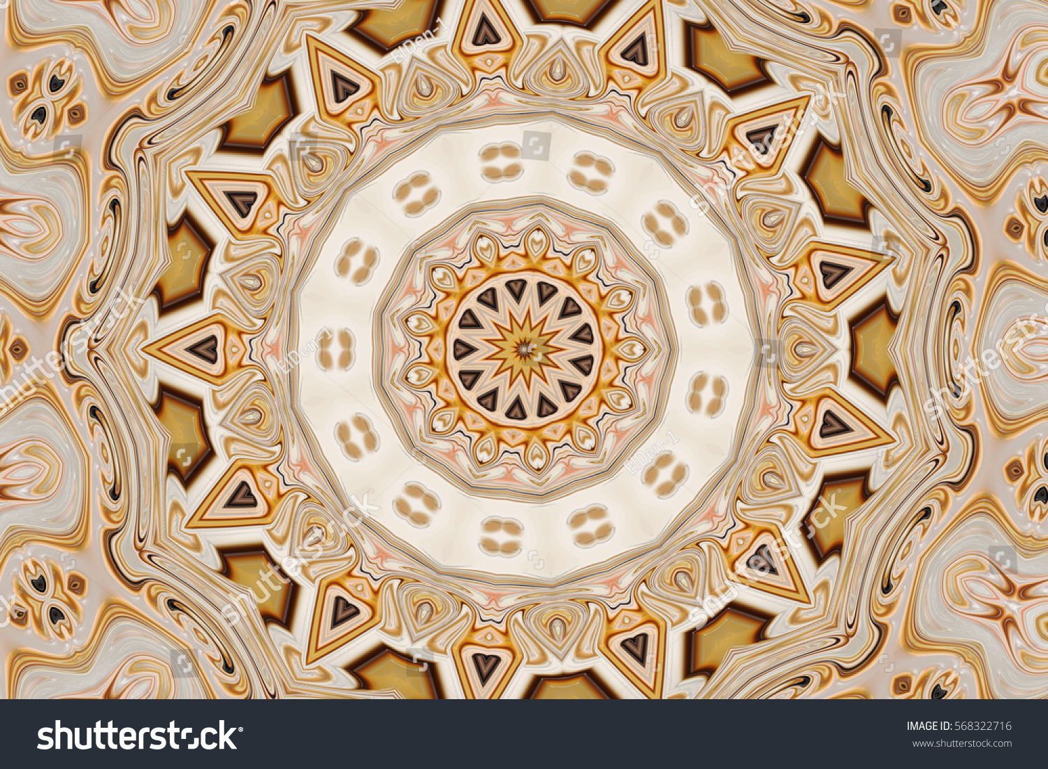 Best Wallpaper Marble Mandala - stock-photo-modern-kaleidoscope-background-decor-mandala-for-design-wallpaper-fabric-568322716  Photograph_315599.jpg