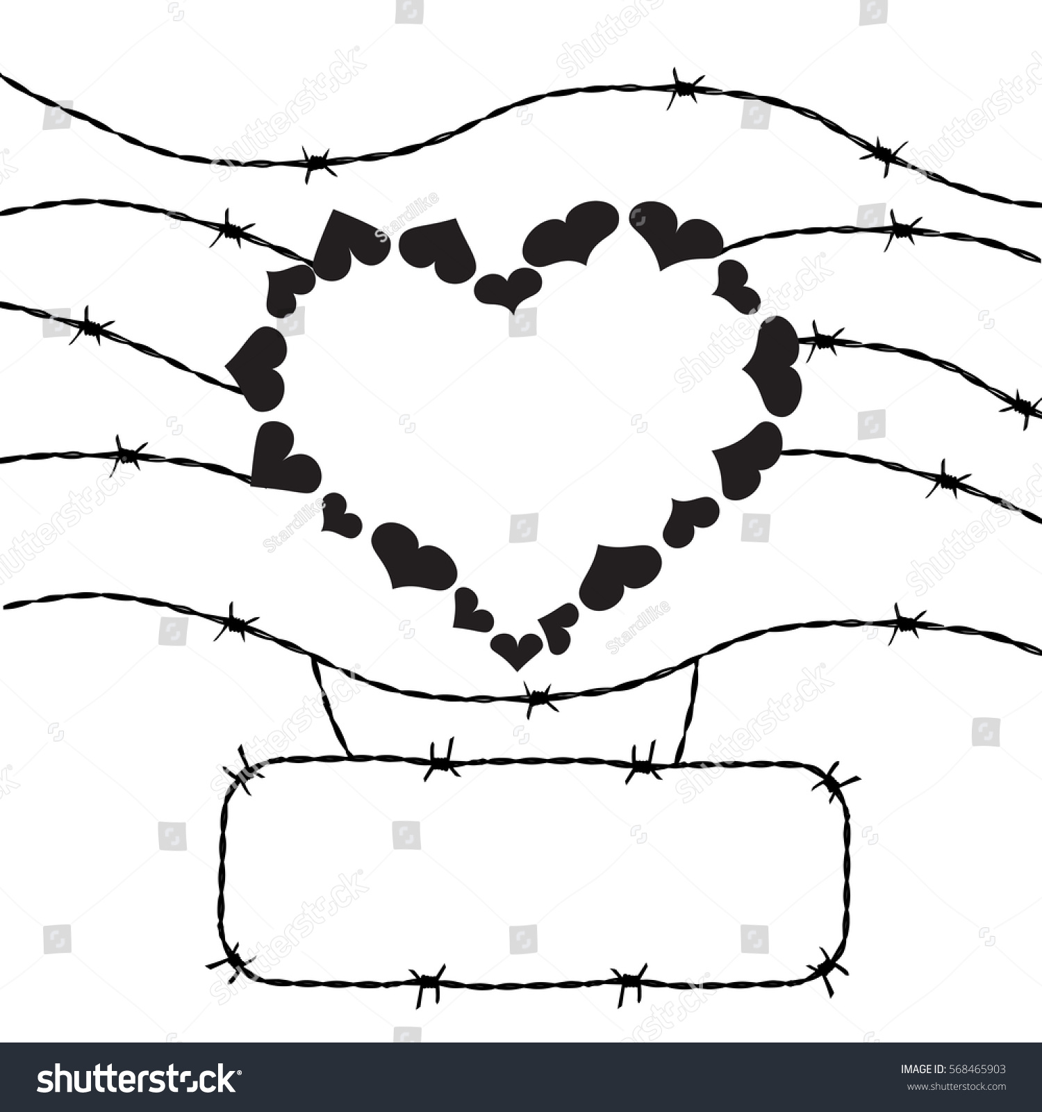 Contemporary Barbed Wire Heart Tattoo Pictures - Wiring Schematics ...