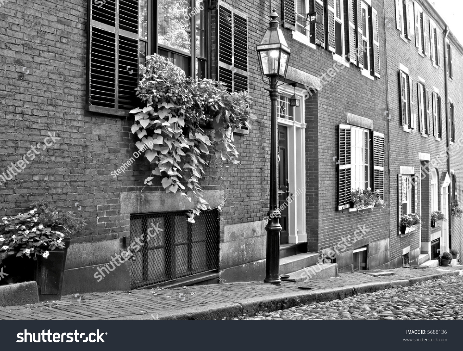 Famous Acorn Street America 39 S Most Photographed Area In