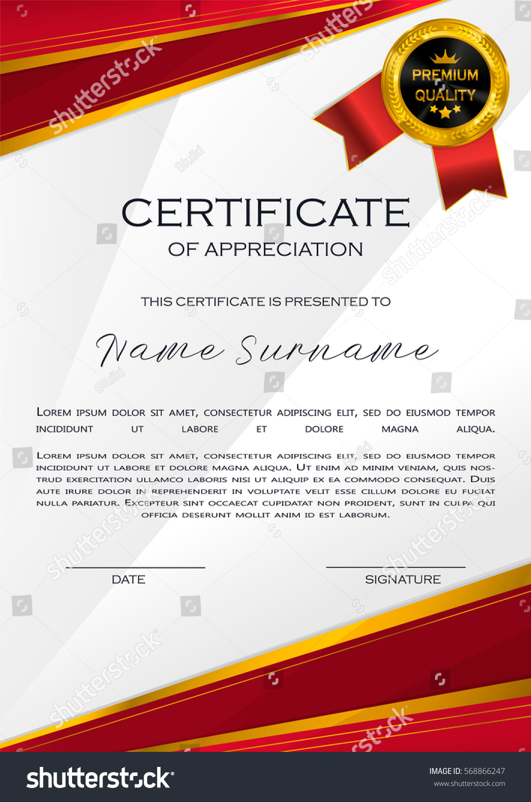 Certificate Vectors Photos and PSD files  Free Download