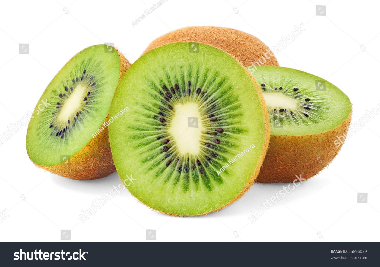 how to cut kiwi fruit