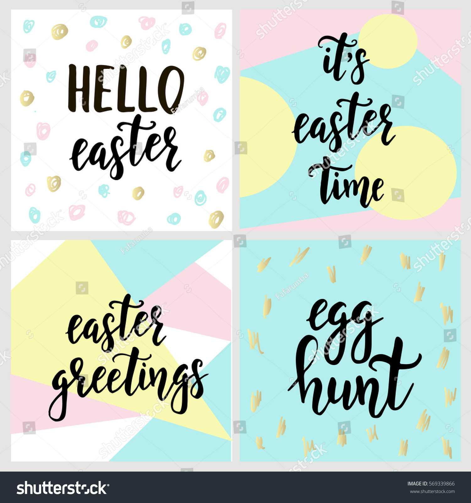 Set happy easter gift cards calligraphy stock vector 569339866 set happy easter gift cards calligraphy stock vector 569339866 shutterstock negle Choice Image