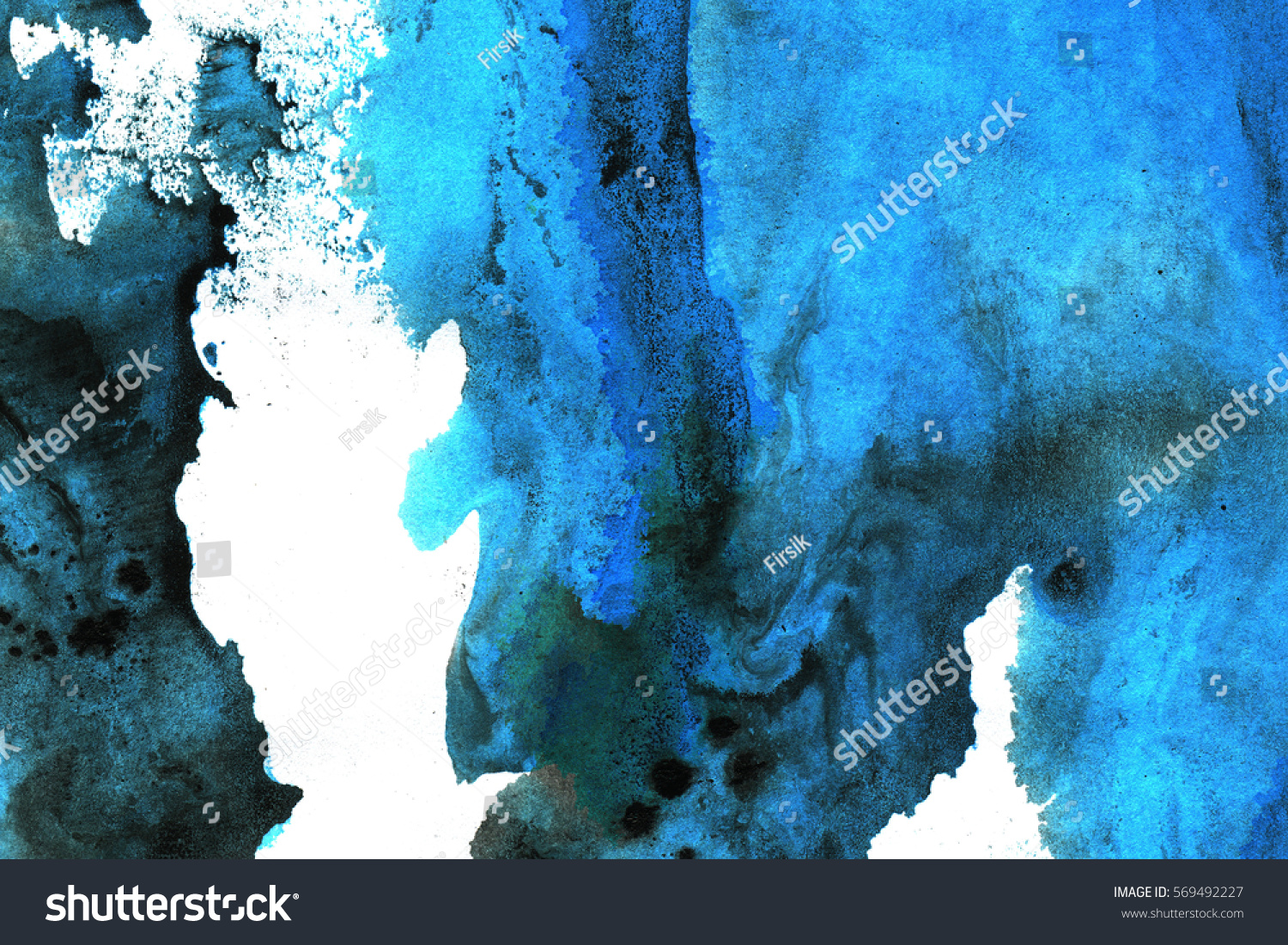 Simple Wallpaper Marble Dark Blue - stock-photo-abstract-ink-background-marble-style-black-paint-stroke-texture-on-white-paper-wallpaper-for-web-569492227  Gallery_372595.jpg