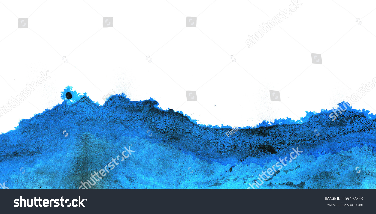Fantastic Wallpaper Marble Landscape - stock-photo-abstract-ink-background-marble-style-black-paint-stroke-texture-on-white-paper-wallpaper-for-web-569492293  Best Photo Reference_723138.jpg