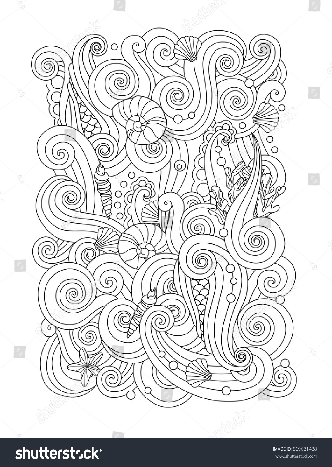 100 coloring pages of waves coloring page poems the tide