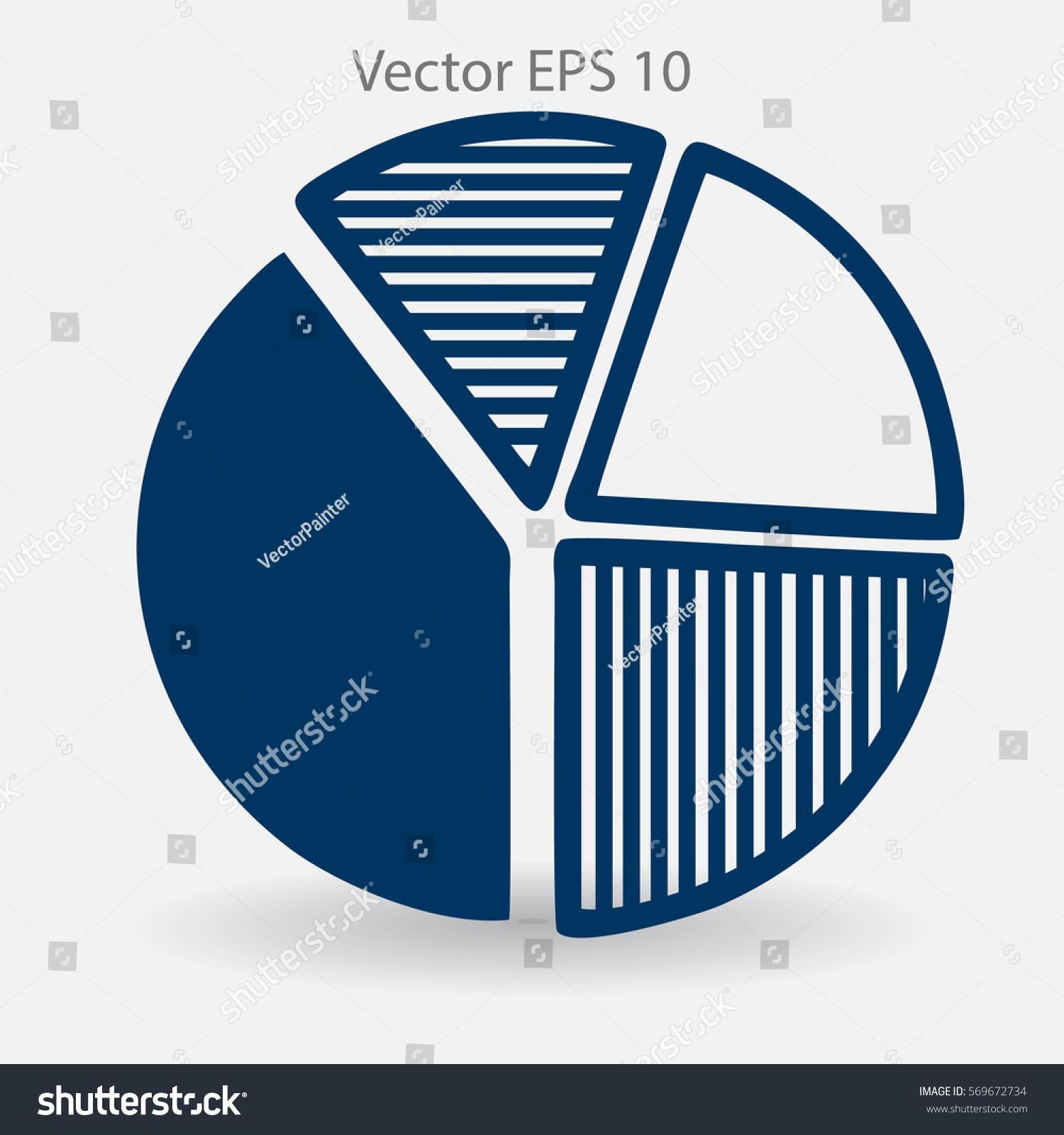 Diagram Visual Aid Vector Illustration Stock Vector 569672734 ...