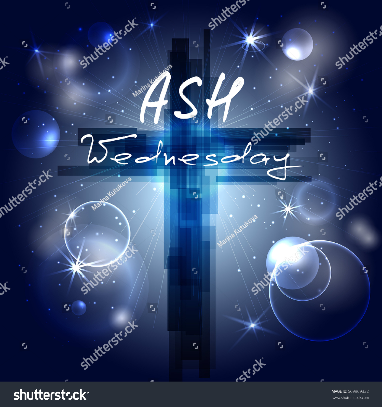 Abstract cross rays stars particles ash stock vector 569969332 abstract cross with rays stars and particles ash wednesday start of lent buycottarizona