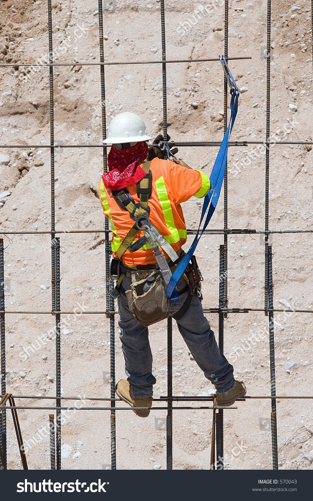 save to a lightbox rebar worker