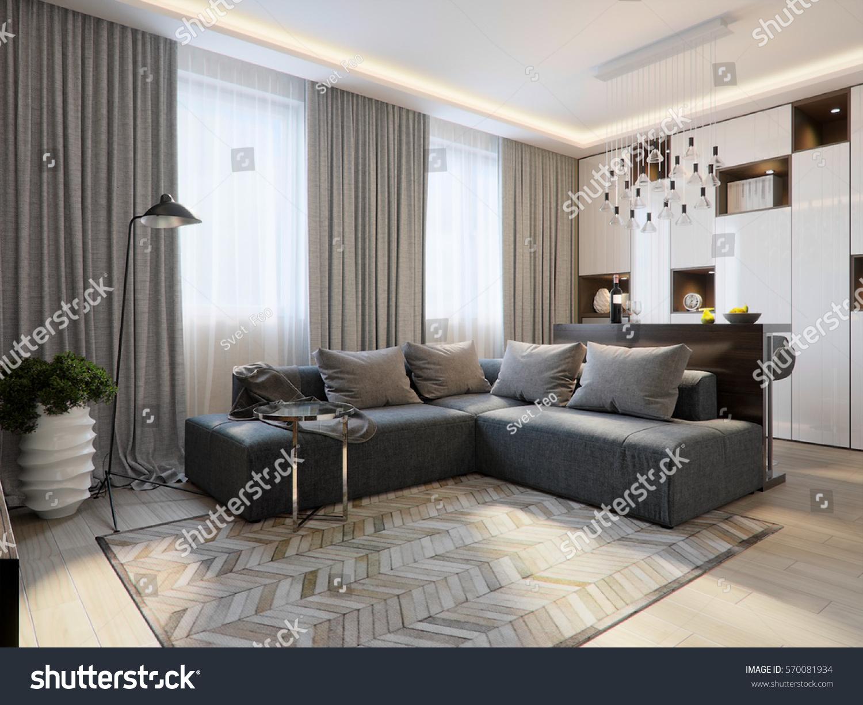 https://image.shutterstock.com/z/stock-photo-modern-living-room-interior-design-with-bar-counter-and-large-corner-sofa-d-rendering-570081934.jpg