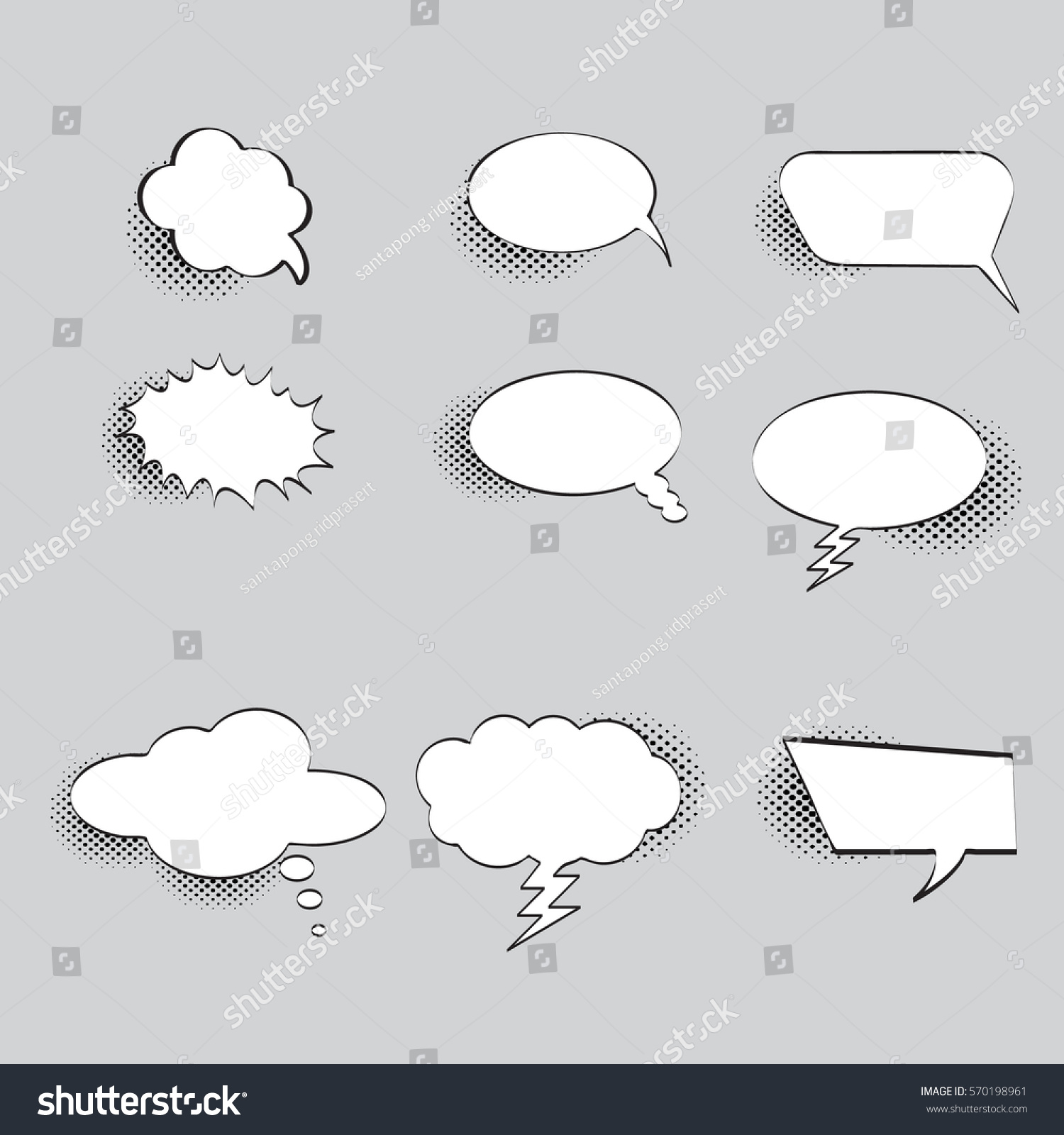 Fantastic Bubble Thought Template Pictures Inspiration - Example ...