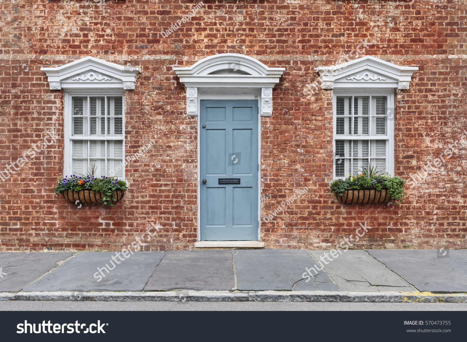 Front Door Two Windows Portico Creating Buildings Landmarks Stock Image 570473755,Architectural Design Phases Percentages