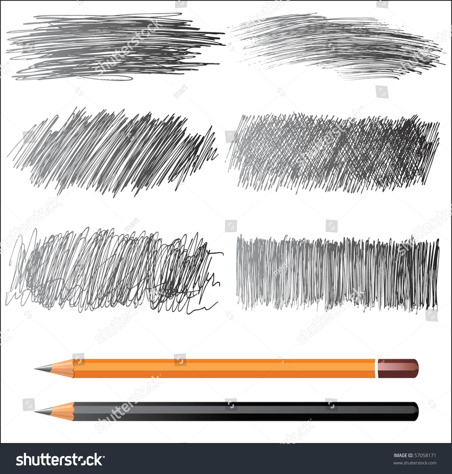 Как сделать штрих карандашом в фотошопе