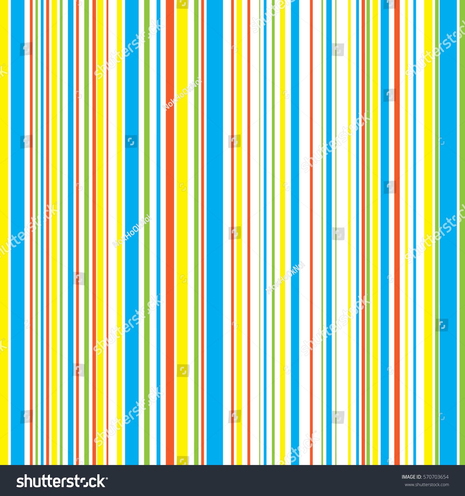 Pinstripe Pattern Custom Decorating Ideas
