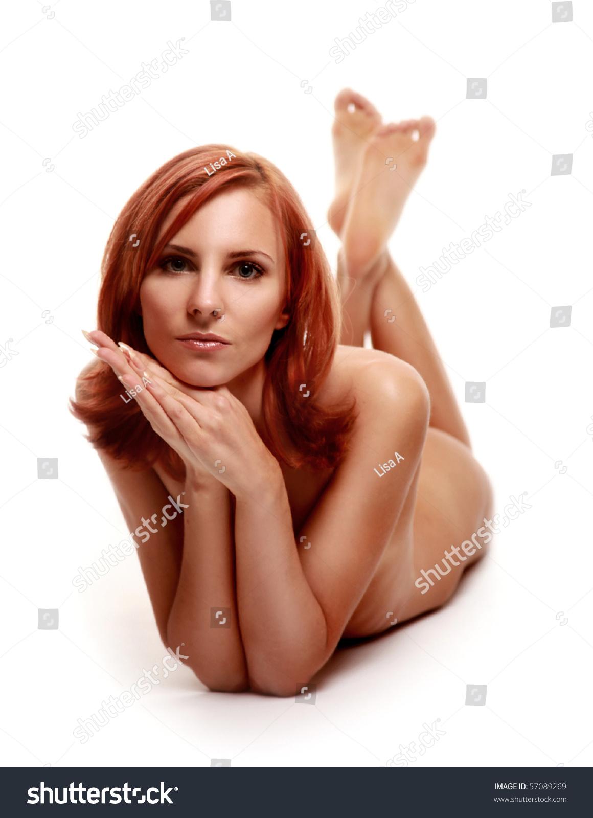 Happy Naked Dancer Stock Photo 39544075 : Shutterstock