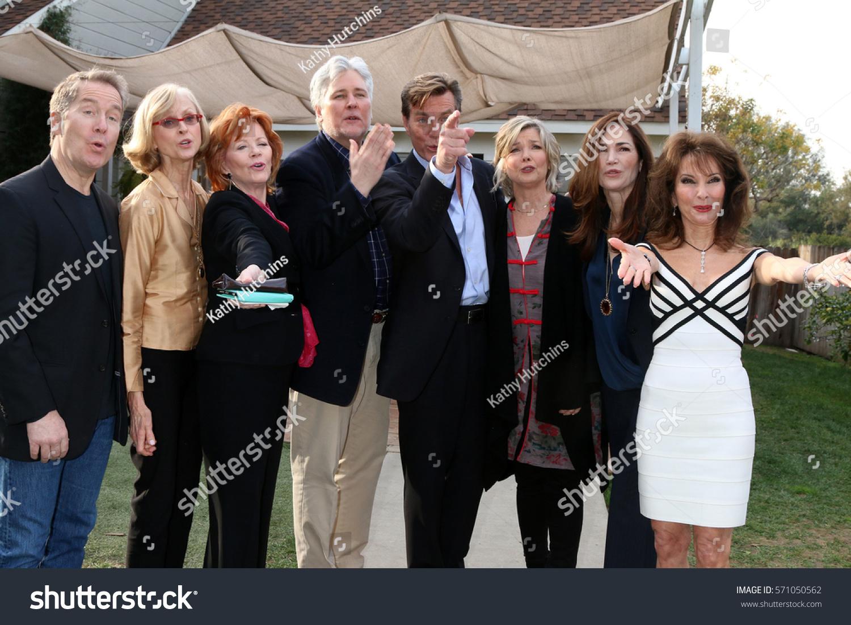 Los Angeles Jan 5 Cast Members Stock Photo Edit Now 571050562