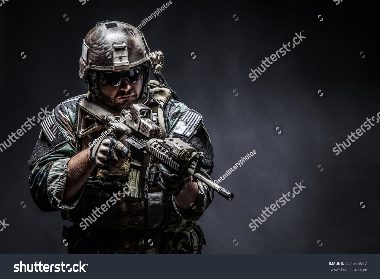 United States Marine Corps Special Operations Stockfoto (Lizenzfrei ...