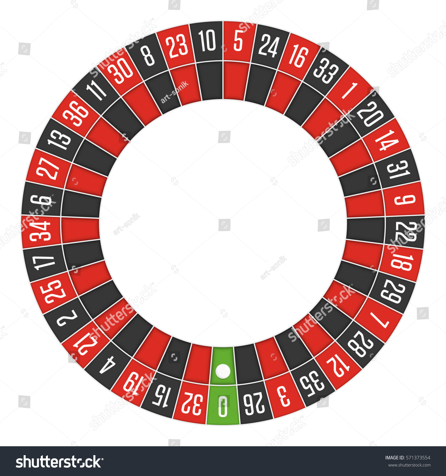 Official Roulette Wheel