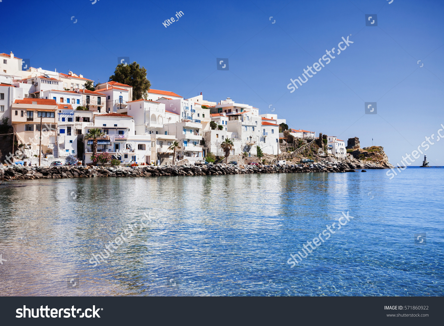 Andros Town City