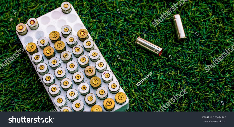 Military Blank Ammunition