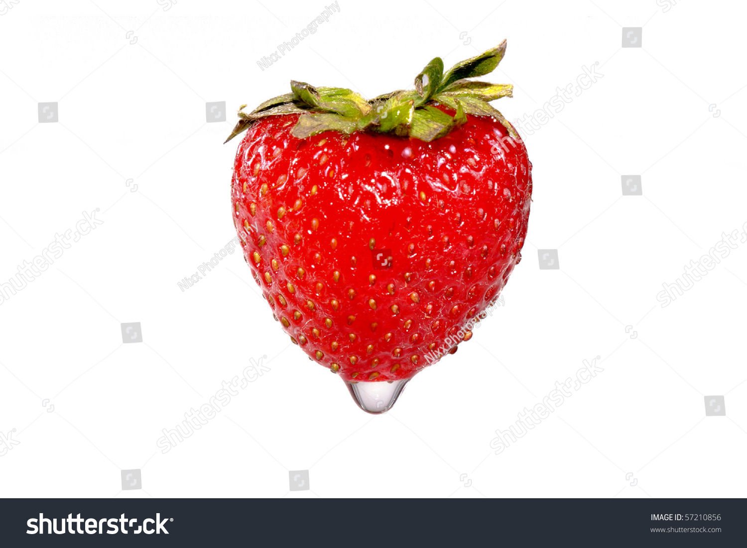 Strawberry Drop Pictures