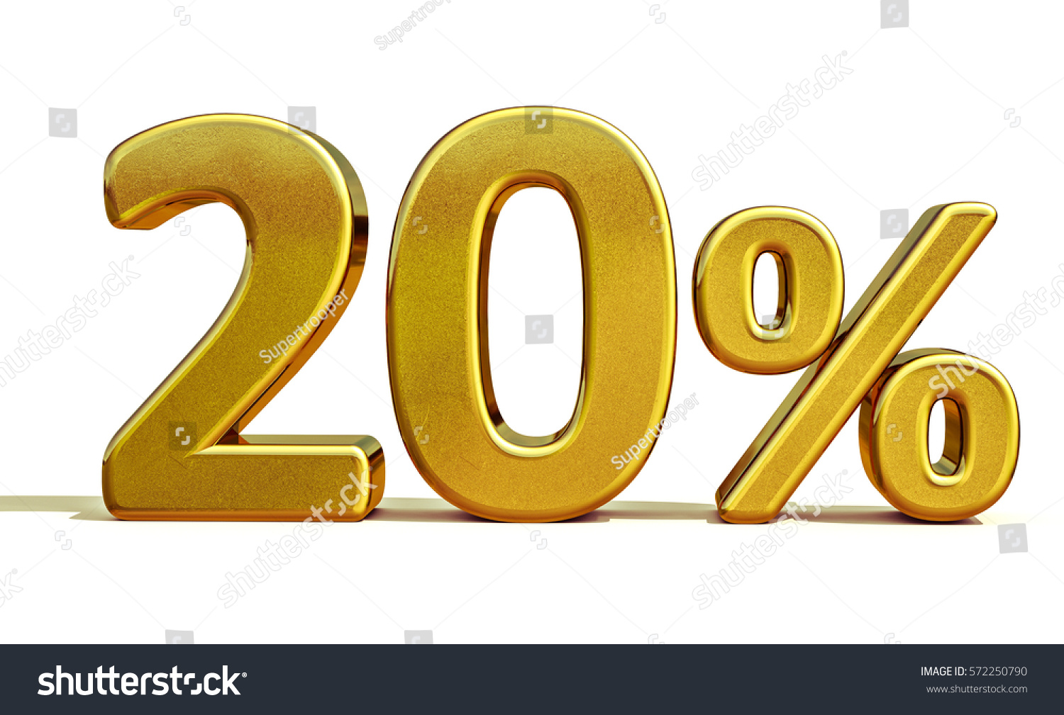 gold sale 20 gold percent offのイラスト素材 572250790 shutterstock