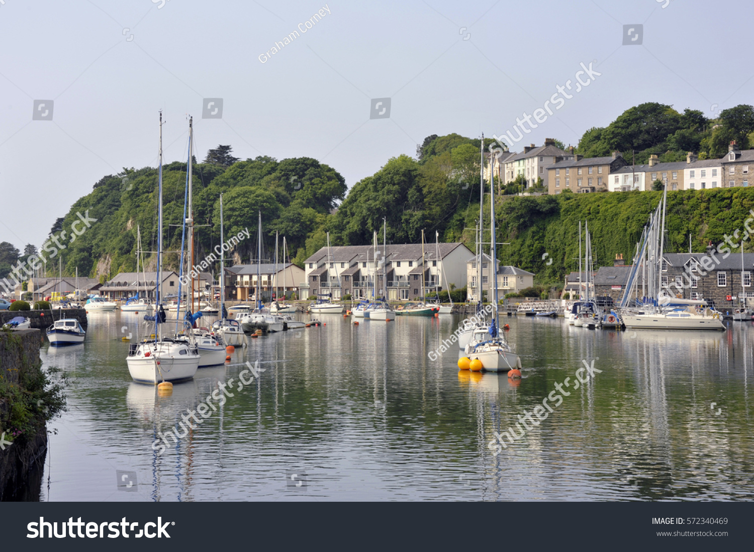 Astounding House Overlooking Portelet Harbour ·  Https://image.shutterstock.com/z/stock Photo  Awesome Ideas