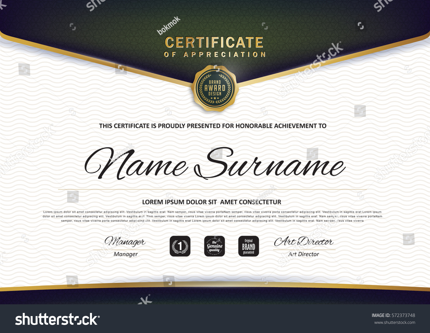 certificate template luxury modern patterndiplomavector  certificate template luxury and modern pattern diploma vector illustration