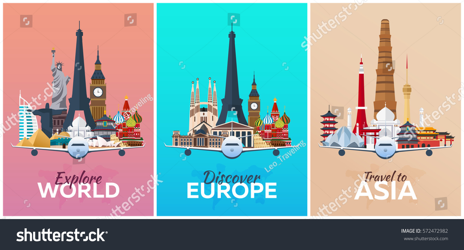 Travel Network In Europe