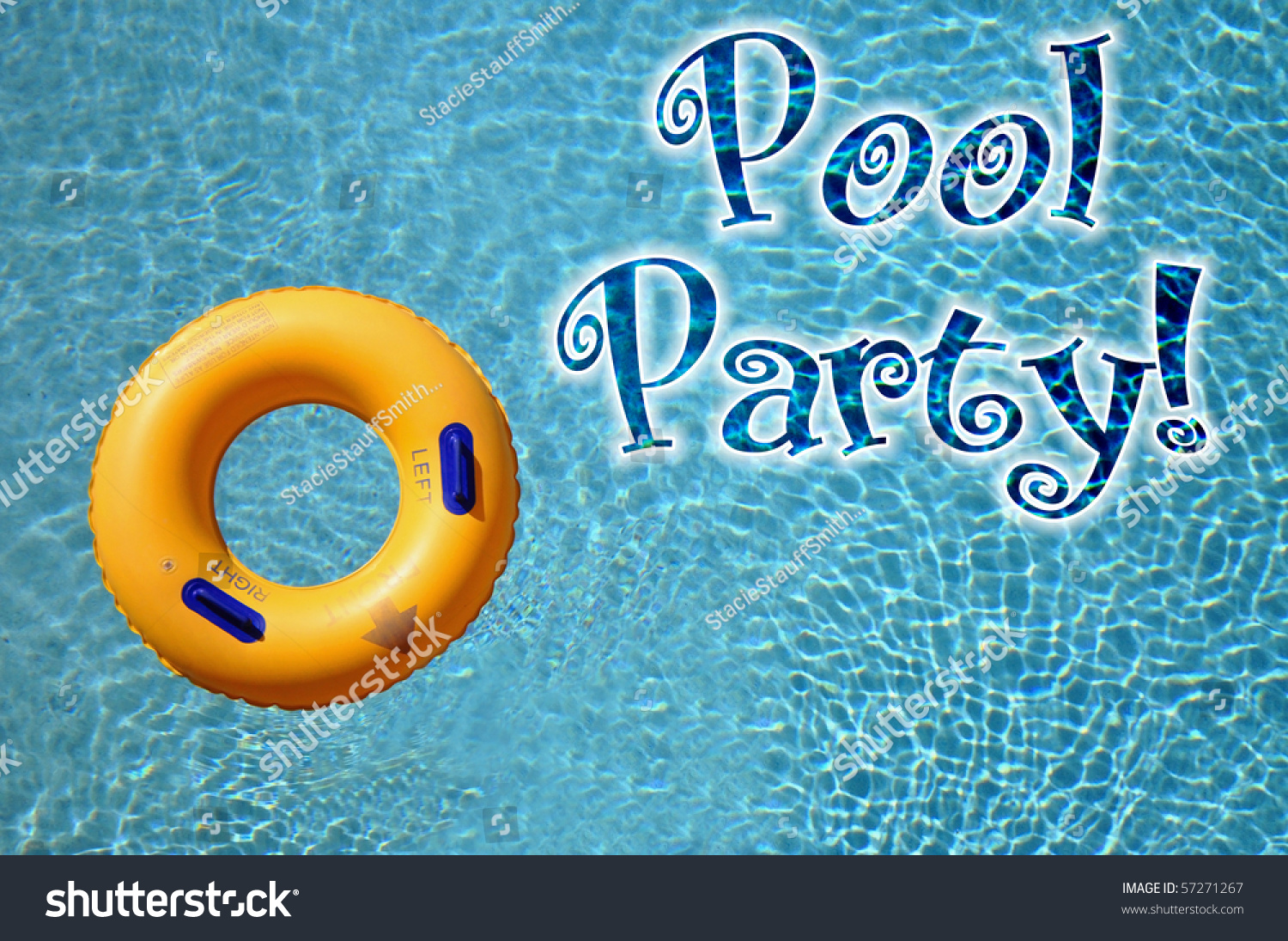 Adult Pool Party Invitations for great invitation layout