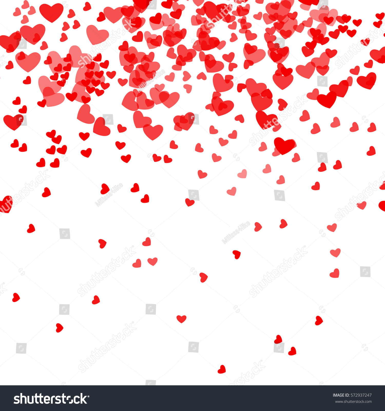 holiday hearts wallpaper vector -#main