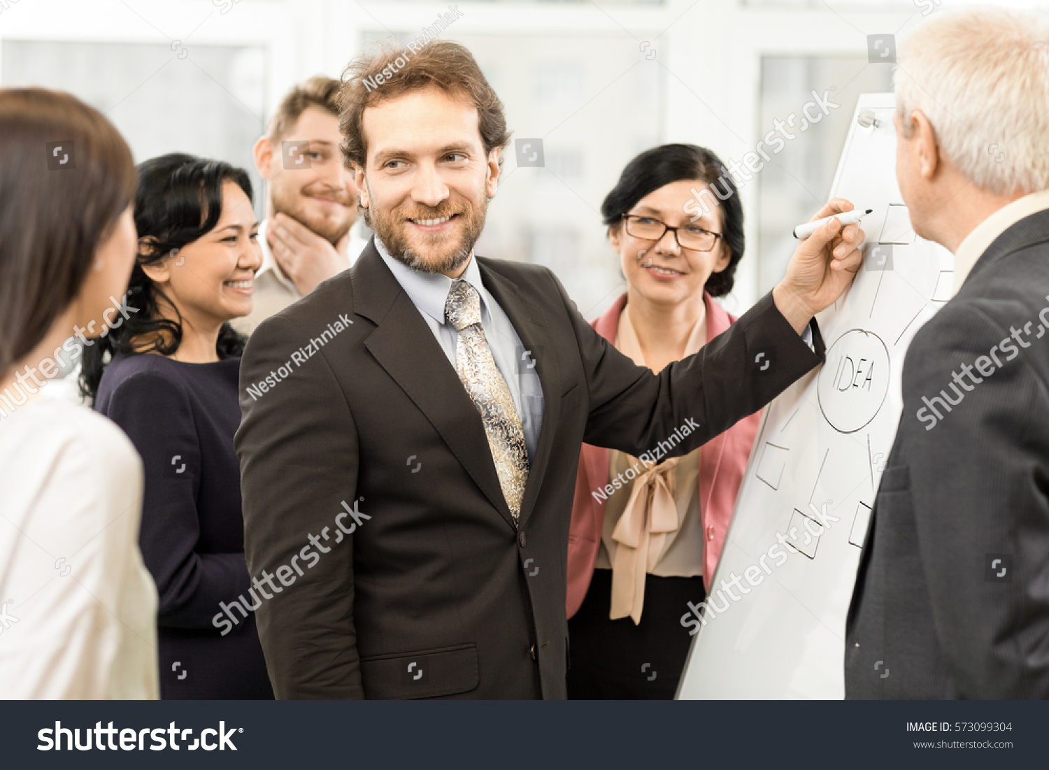 how to appear confident during presentation