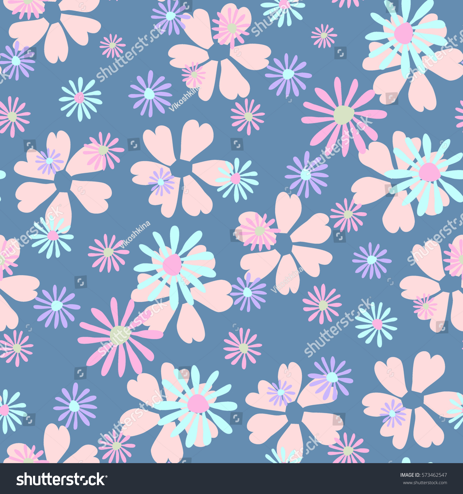 Floral Simple S...
