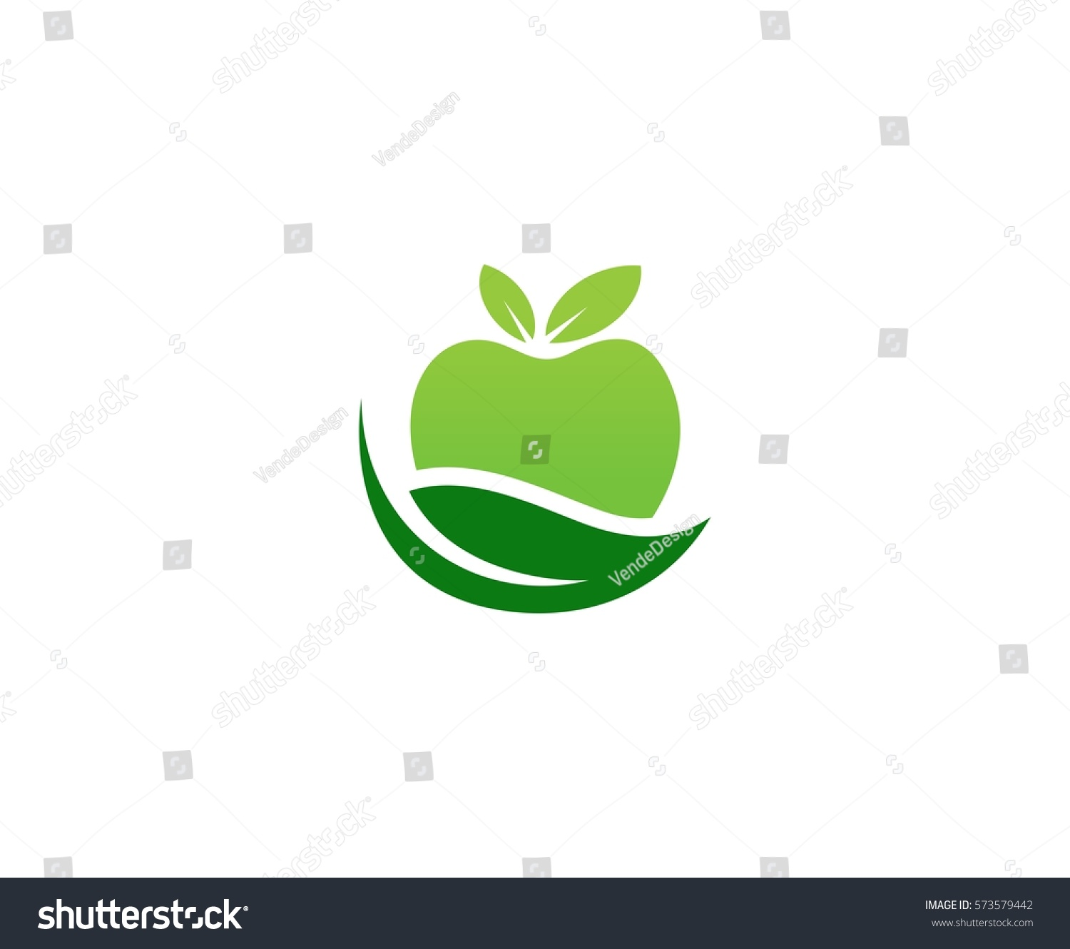 apple logo stock vector 573579442 - shutterstock