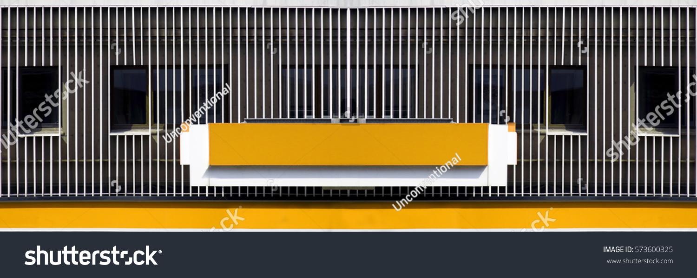 windows visible through louvers jalousie blinds stock photo 573600325 shutterstock. Black Bedroom Furniture Sets. Home Design Ideas