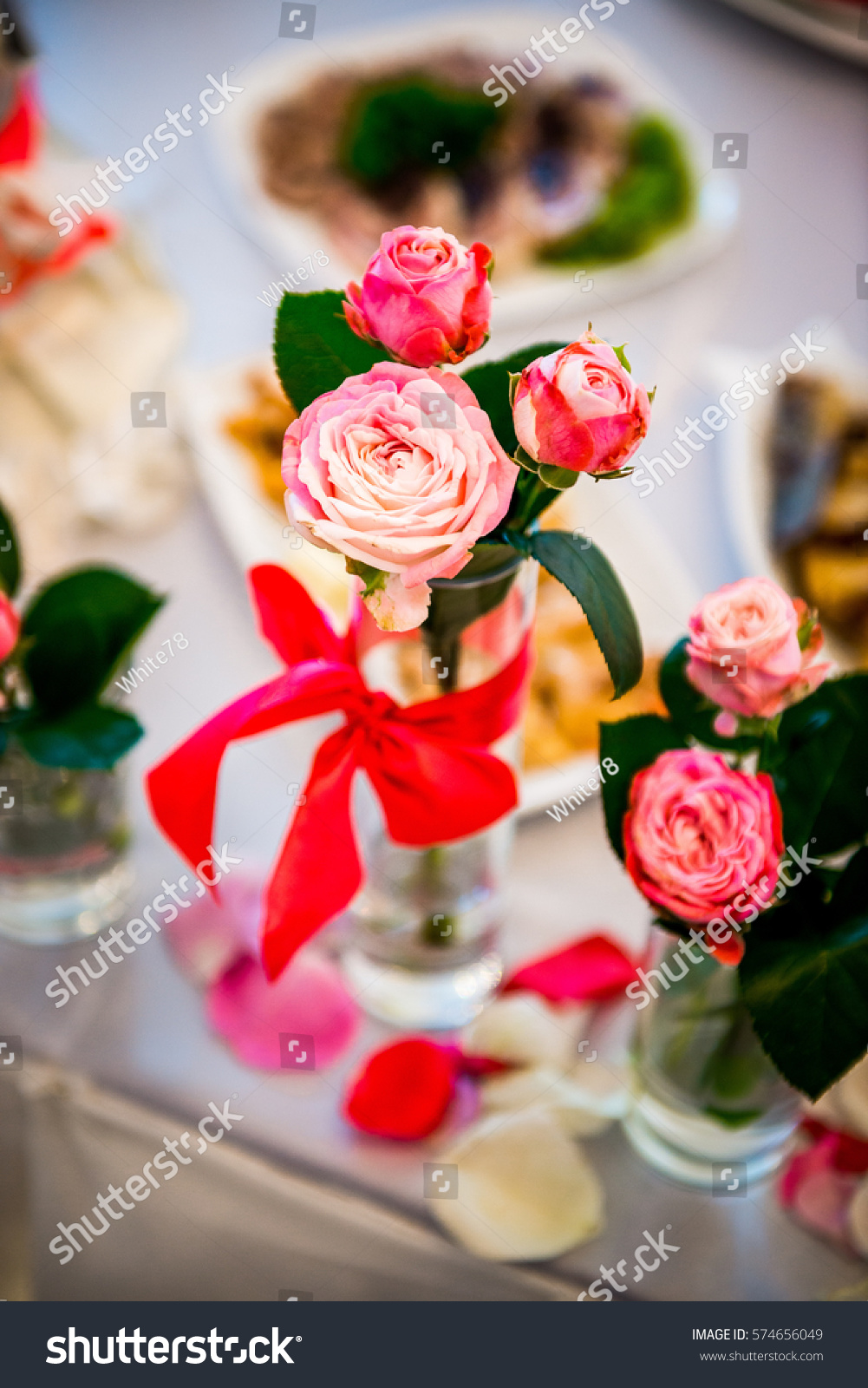 Wedding bouquet of different flowers for the holiday ez canvas id 574656049 izmirmasajfo