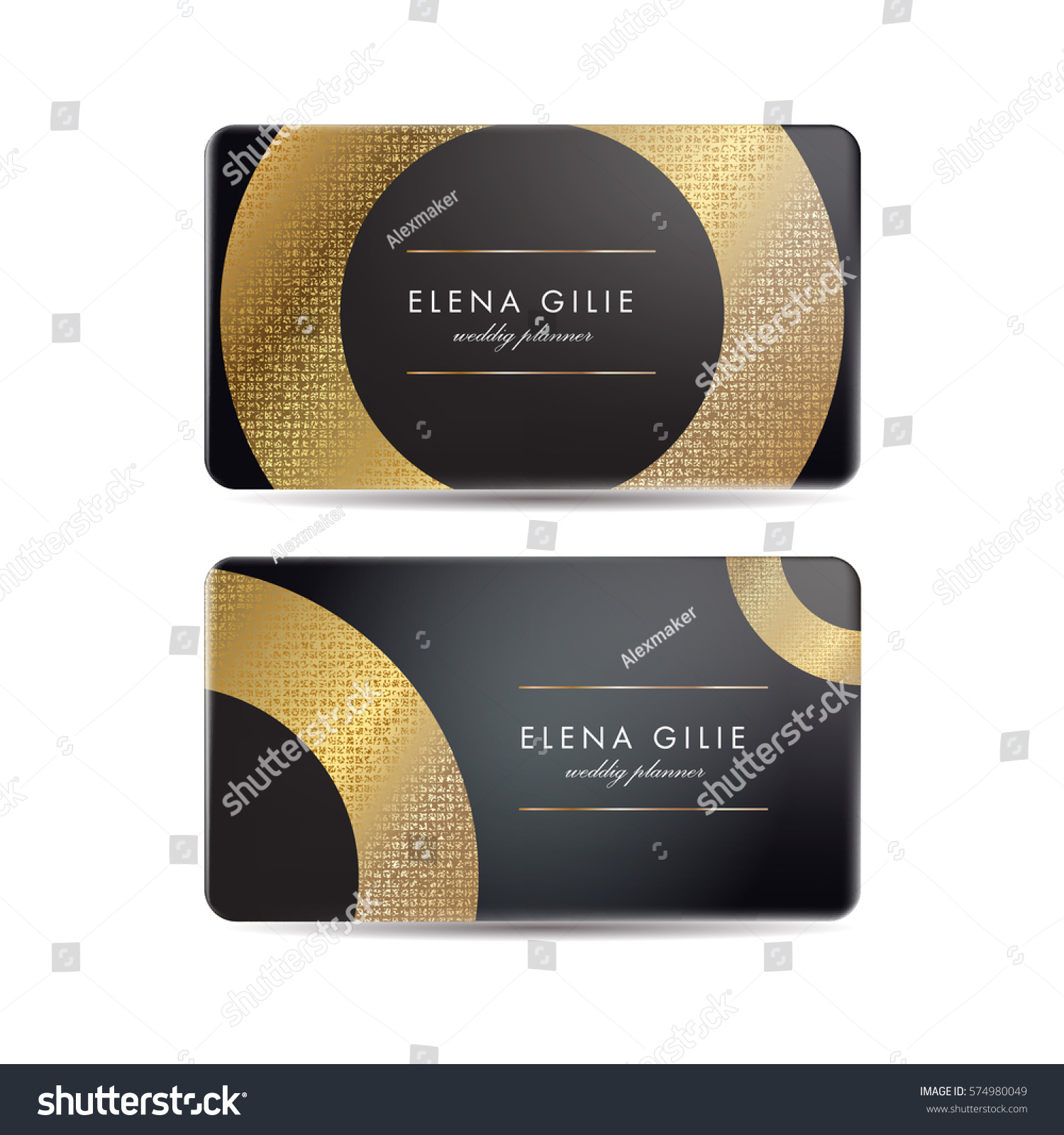 business card template t cards texture stock vector