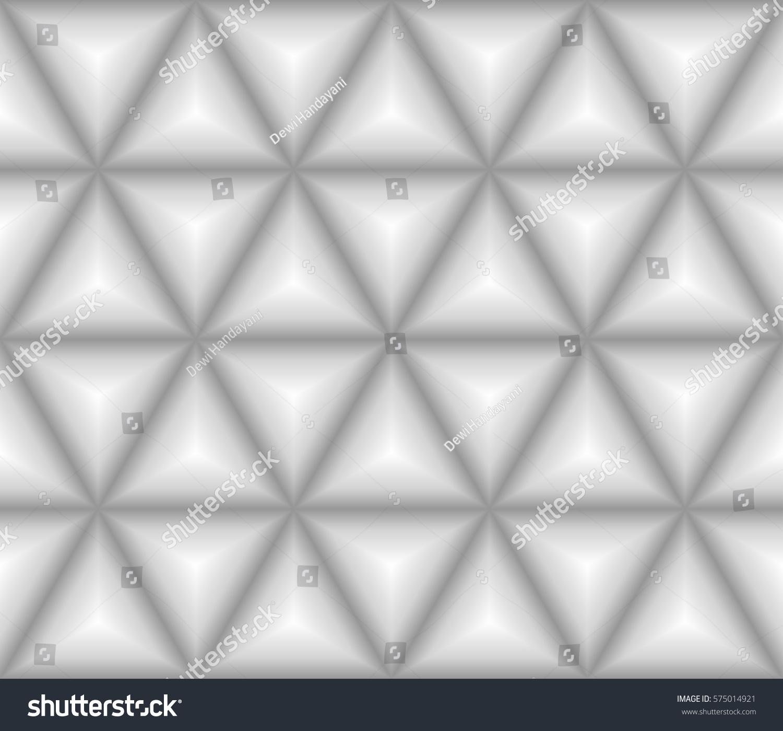 Editable Seamless Geometric Vector Tile Realistic Stock Vector (2018 ...