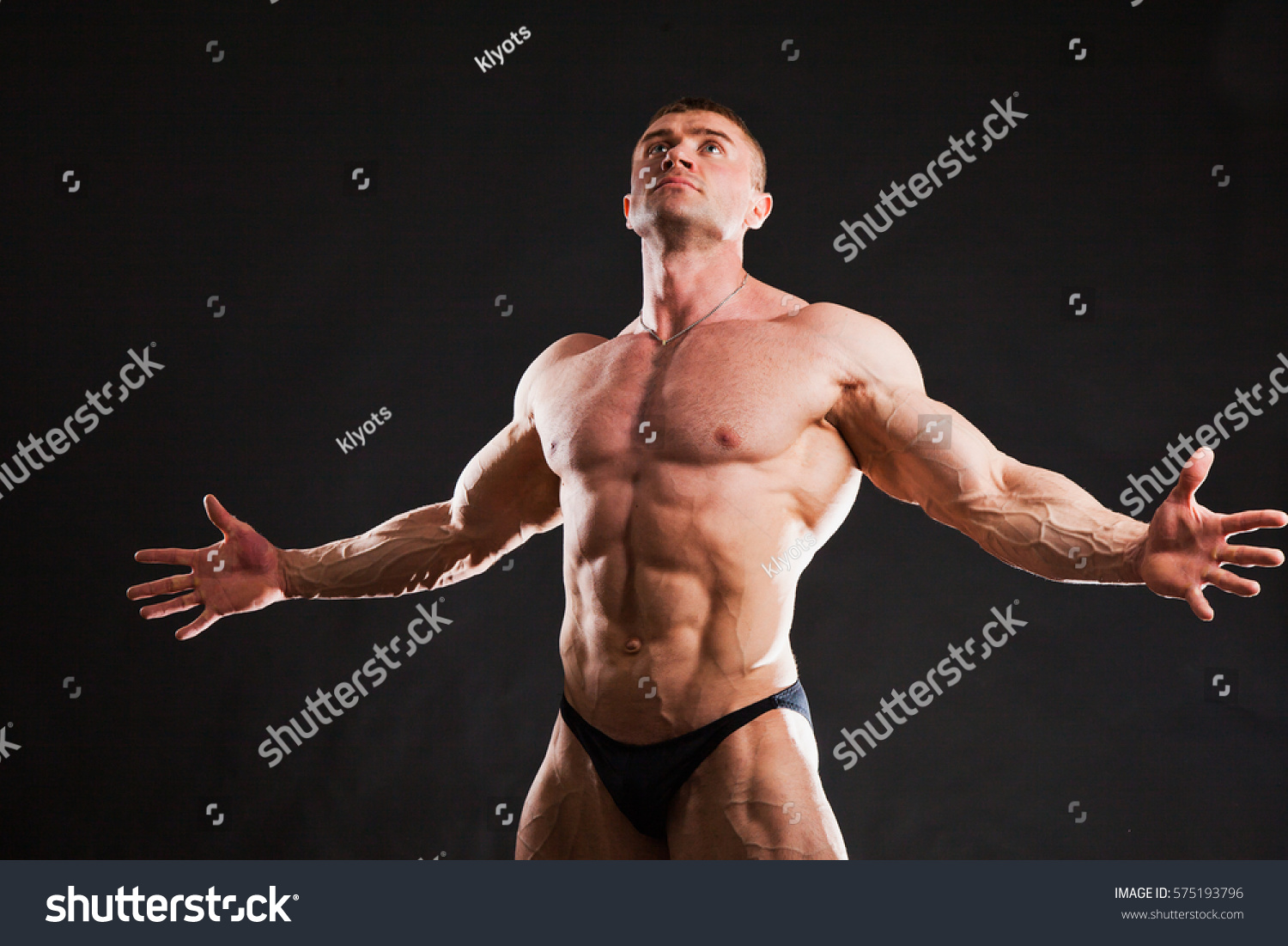 How to dry muscle