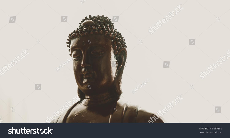Statue buddha nirvana symbols buddhism around stock photo 575269852 statue of buddha in nirvana symbols of buddhism around the world unfocused texture buycottarizona Image collections