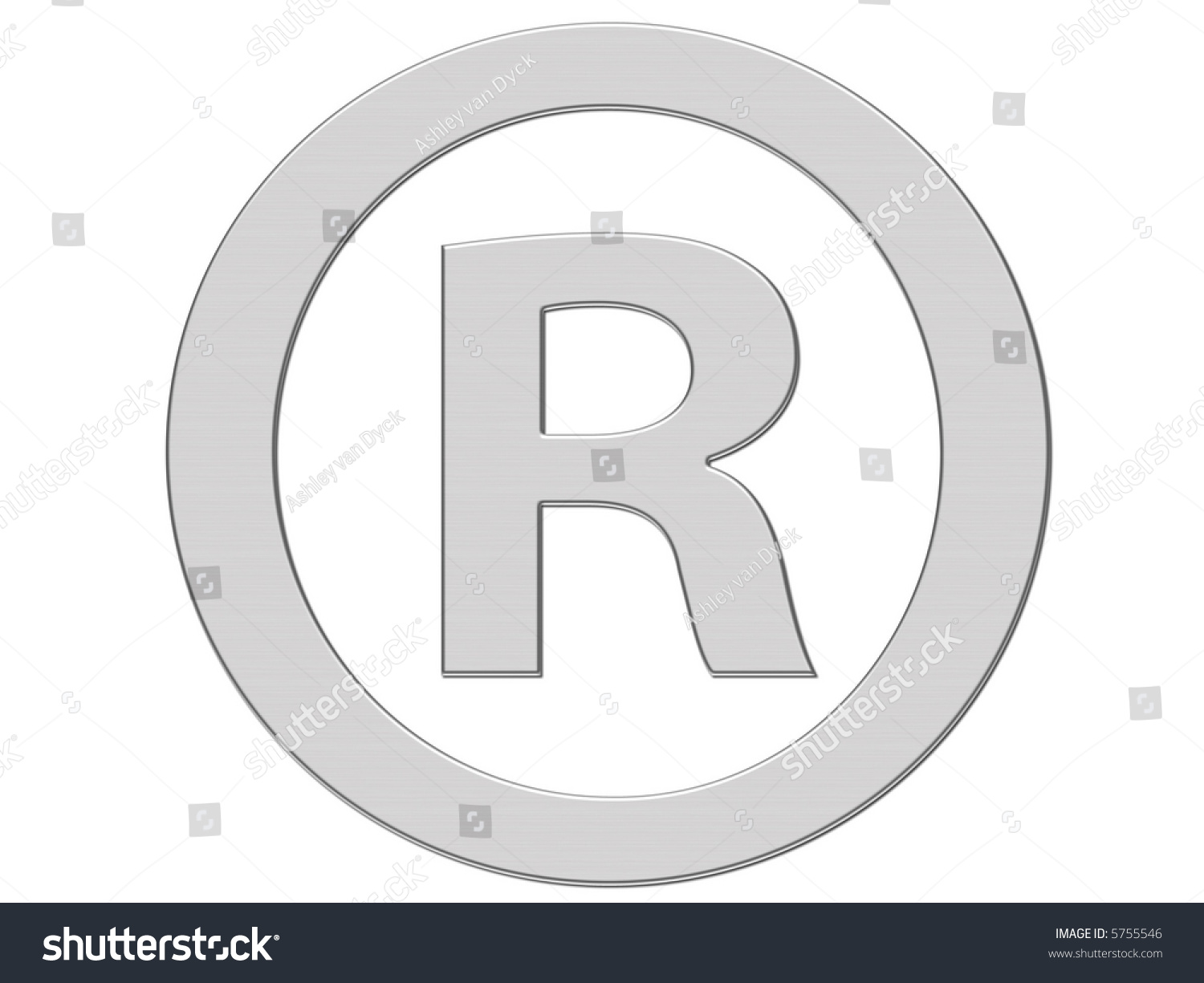 Registered symbol stock illustration 5755546 shutterstock registered symbol biocorpaavc Choice Image