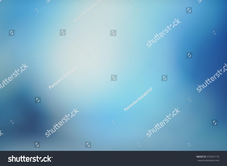 blue blurred plain background texture soft stock