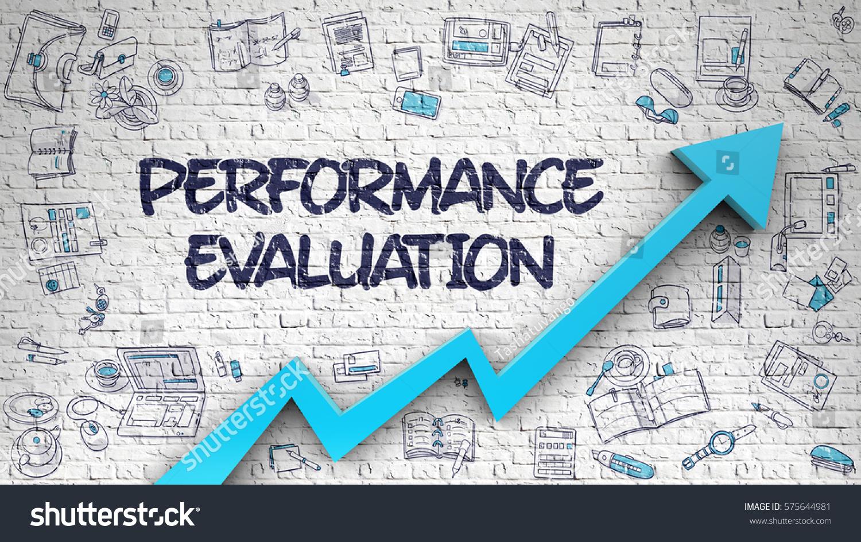 Performance Evaluation | Performance Evaluation Modern Style Illustration Doodle