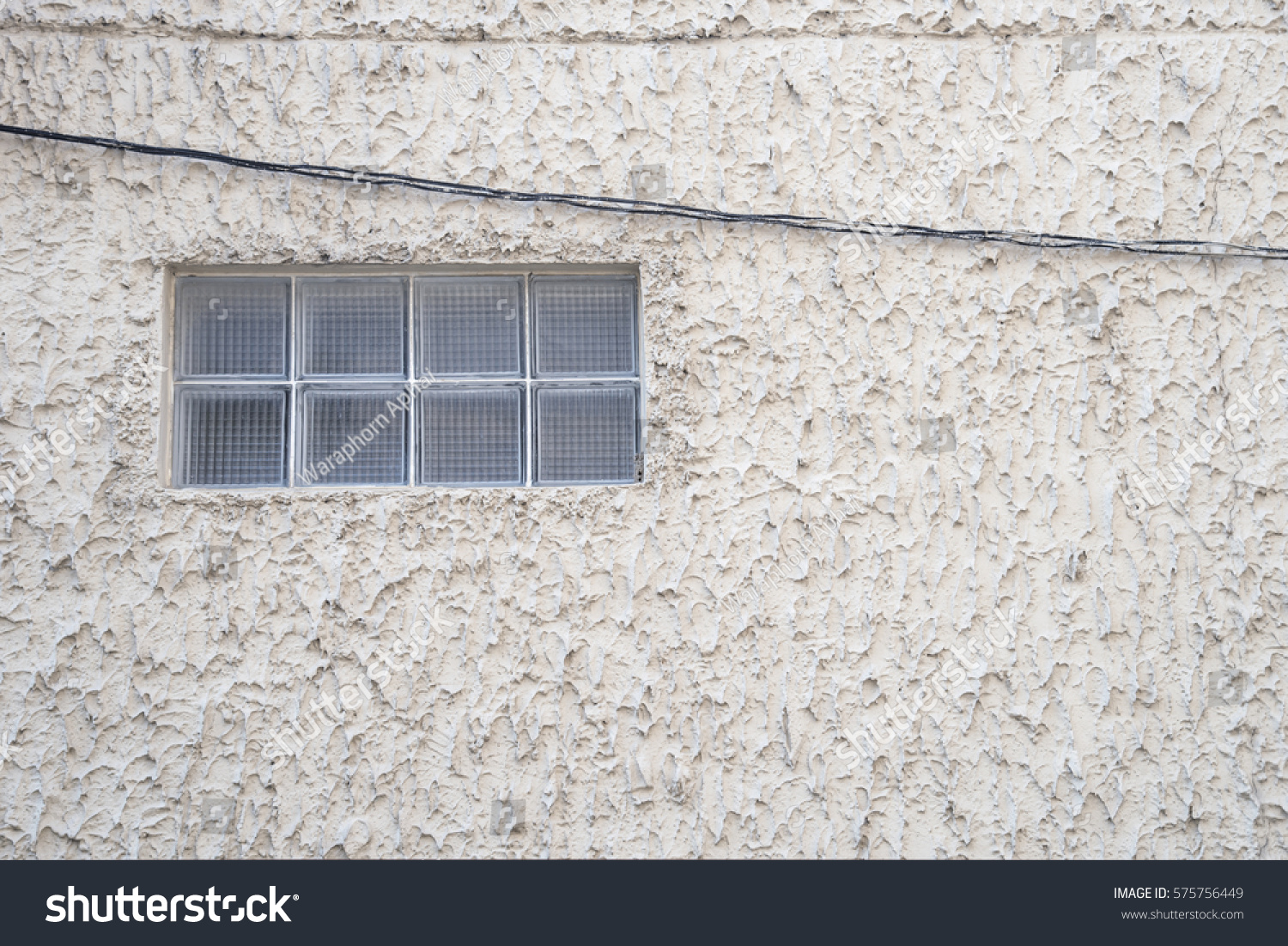 Glass Windows Wire Concrete Texture Stock Photo (Royalty Free ...