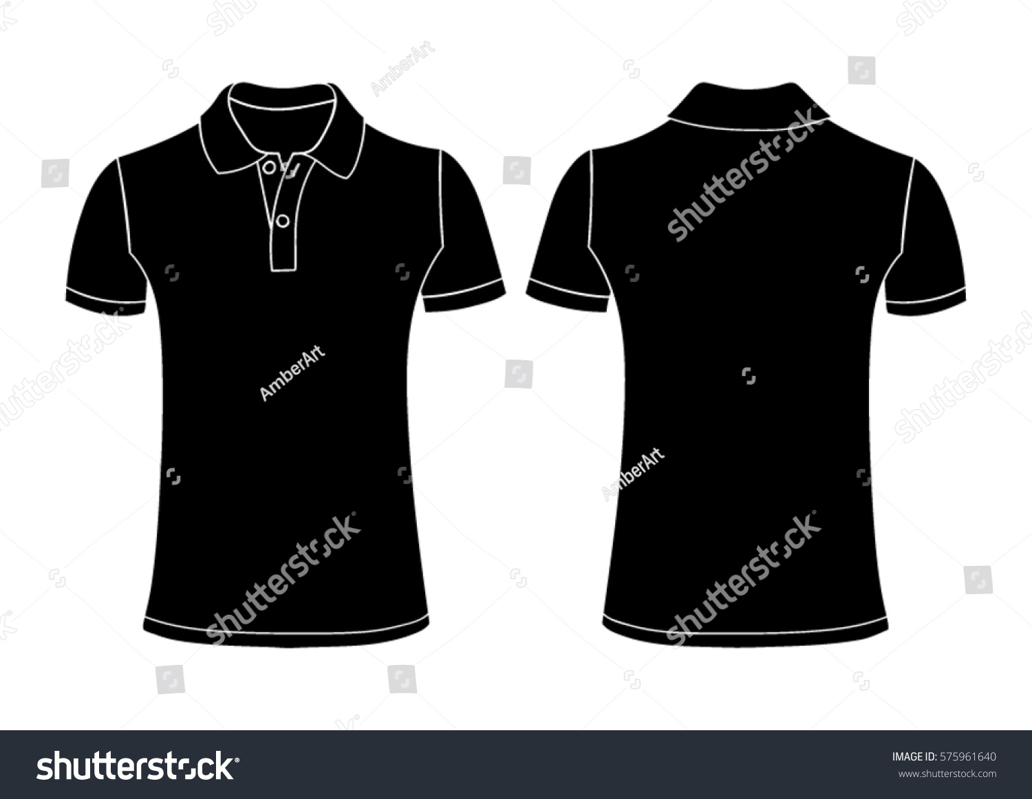 black t shirt vector - photo #24