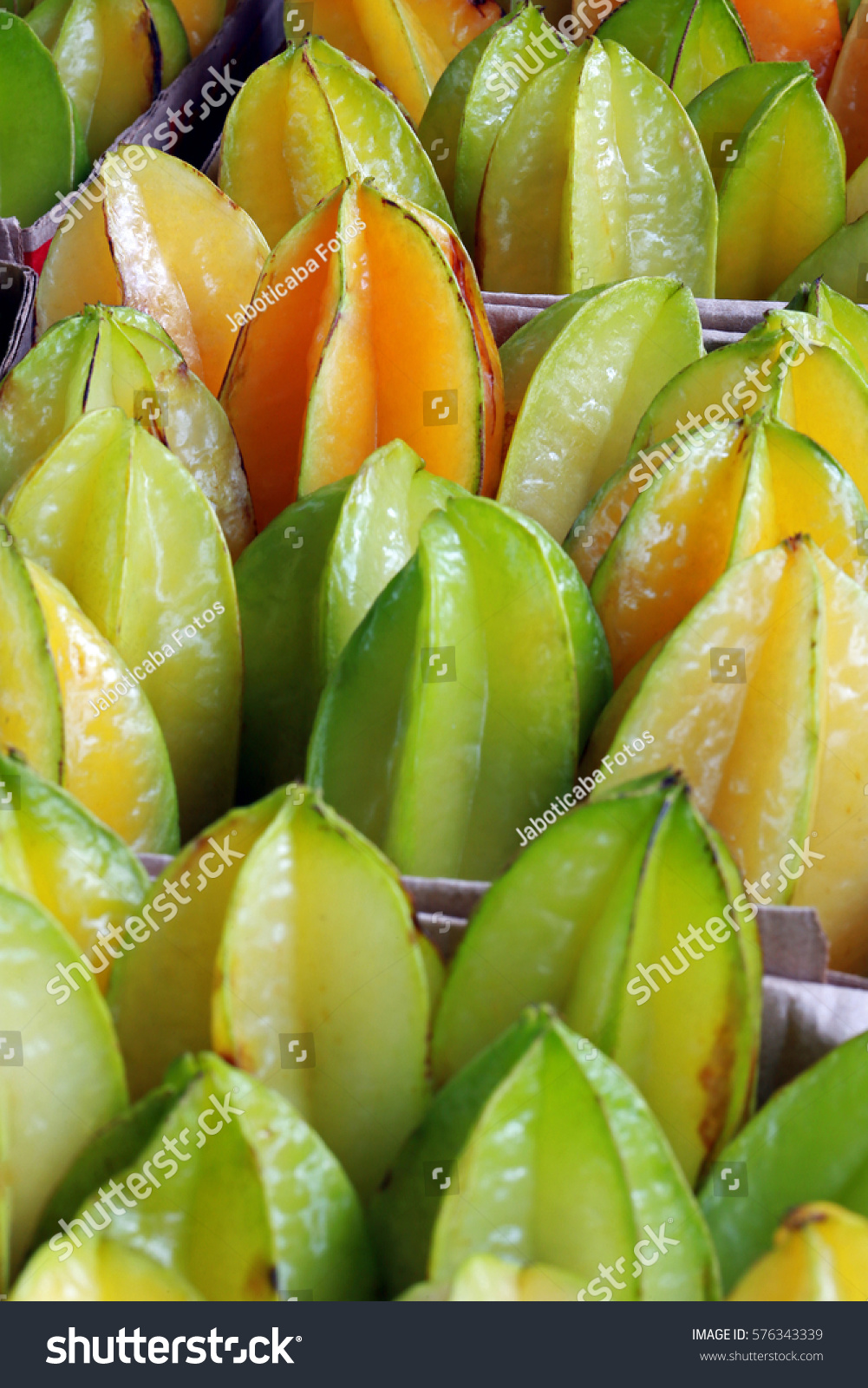 Carambola - a delicious delicacy of exotic countries