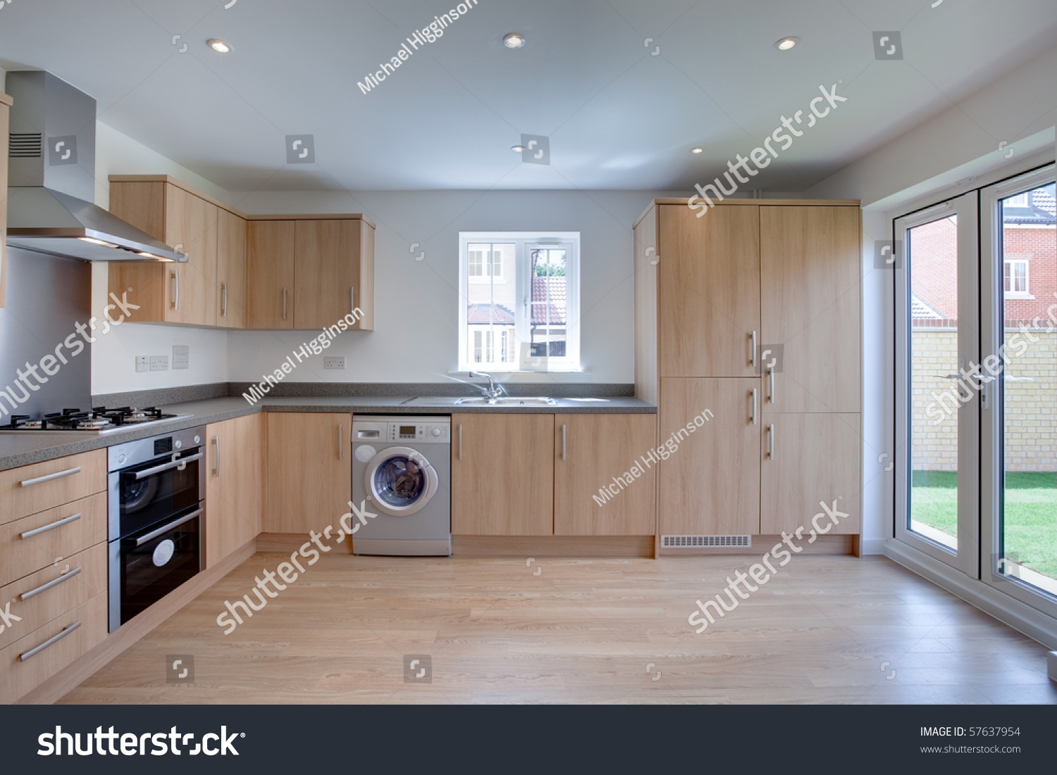 Uncategorized Fitted Kitchen Appliances new fitted kitchen built appliances stock photo 57637954 with in appliances