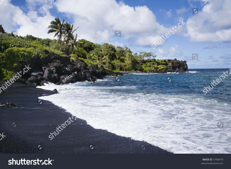 100 black sand beach hawaii amazing pololu valley