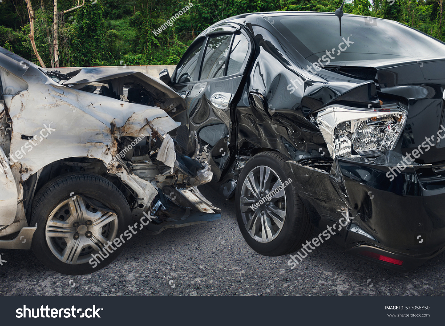 Car Crash Stock Footage Free